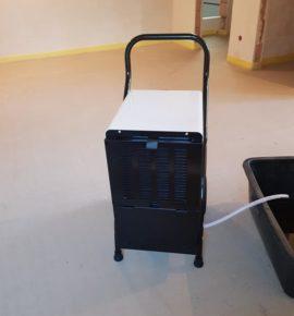 Osuszacz Powietrza TTK 165 ECO